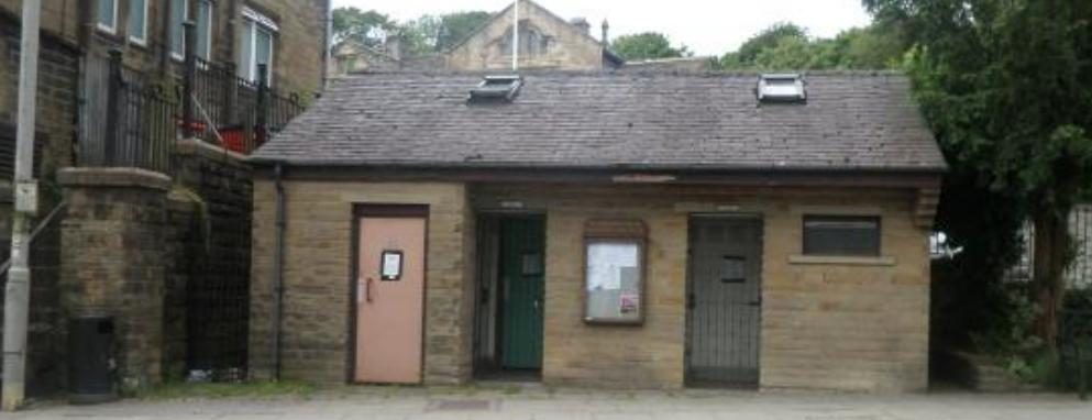 Image of Public Toilets in Barrowford